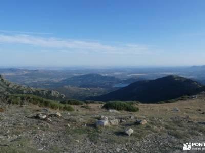 Maliciosa - Luna llena-Nocturna; alpinismo rutas y excursiones mapas de madrid rutas y mapas campame